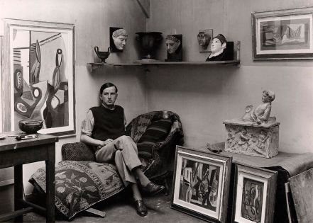 Wolfgang Paalen in Paris_1933