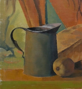 5. Carey-Rusty Pitcher with Magdalena