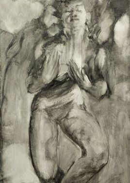 dancer12-char-on-p-48x36in