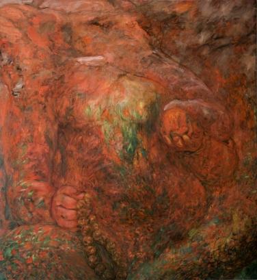 ganesh-2015-oil-on-canvas-72x66