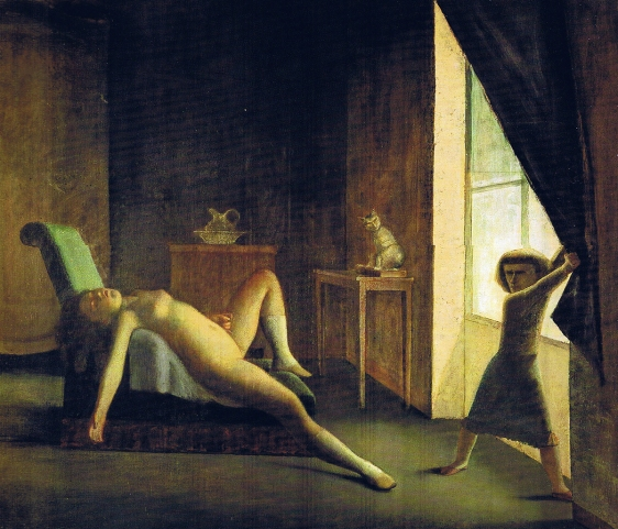 BALTHUS THE ROOM