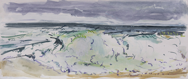 RBstormyocean,10_x23_,watercolor-e